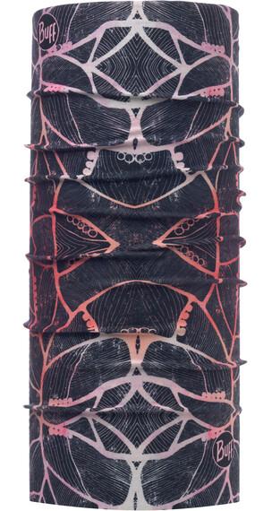 Buff High UV Halsbedekking roze/zwart